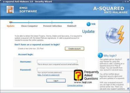 הקוד שקיבלתם באימייל, להפעלת  free a squared
