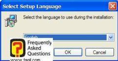 בחירה שפה  , להתקנת  Anti Keylogger