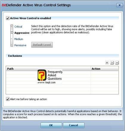 רמת הגנת אנטיוירוס,BitDefender Internet Security 2010