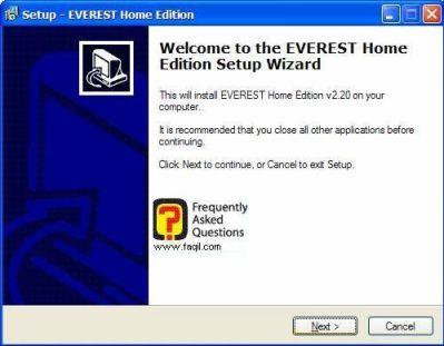 מסך ברוכים הבאים, Everest Home Edition