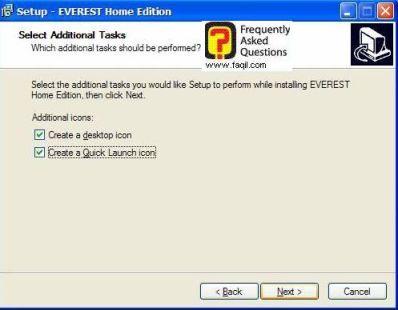 יצירת קיצורי דרך בשולחן העבודה, Everest Home Edition