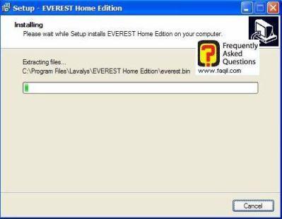 ההתקנה החלה, Everest Home Edition