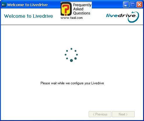 זמן טעינה, תוכנת LiveDrive