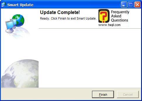 הסתיים עדכון האנטיוירוס,תוכנת  PC Tools AntiVirus
