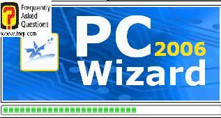 התוכנה נטענת, Pc Wizard