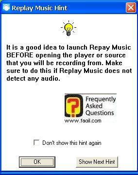 טיפ לתוכנה,תוכנת Replay Music