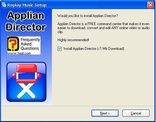 בחרו הבא,תוכנת Replay Music