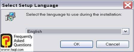 מסך בחירת שפת התקנה,Spybot Search & Destroy 1.3