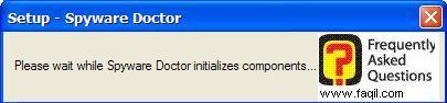 ההתקנה עומדת להסתיים,Spware Doctor