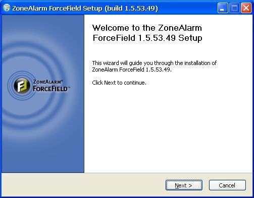 ברוכים הבאים לתוכנה,ForceField